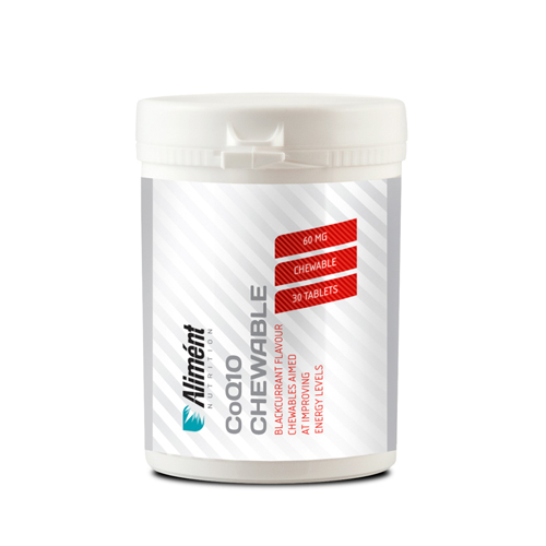 CoQ10 Chewable Supplement Tablets