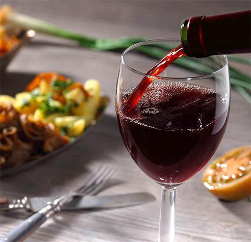 Italian diet wine