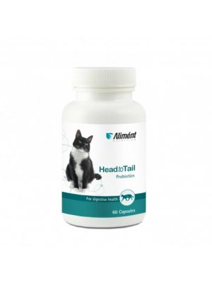 Head To Tail Probiotic - For Cats