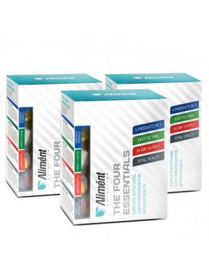 The Four Essentials Multibuy - All In One Supplement (3 Boxes for £54)