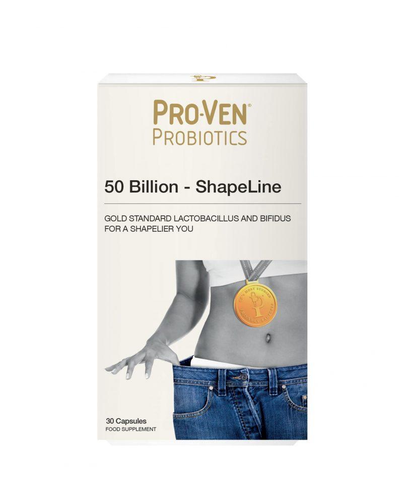 Proven-shapeline-probiotics