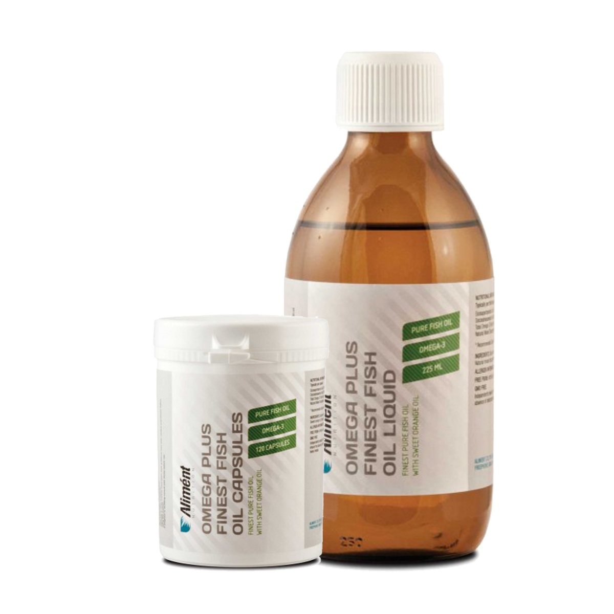 Aliment Fish Oil Supplements - The Heart Of The Company After 15 Years