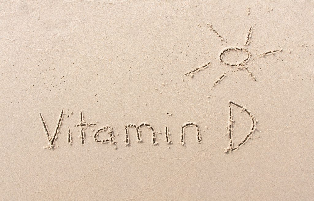 Public Health England Recommends Vitamin D